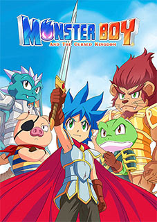 Monster Boy and the Cursed Kingdom Torrent (PC)