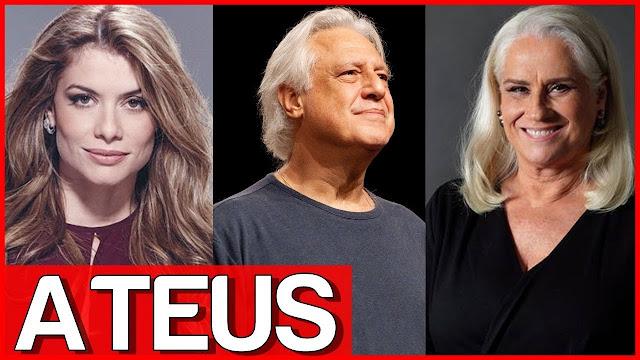 10 atores brasileiros que não acreditam em Deus