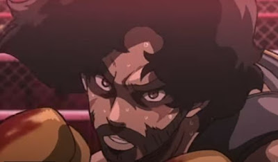 Nomad: Megalo Box 2 Episode 4 Subtitle Indonesia