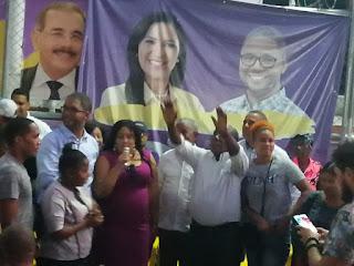NEIBA: Regidora del PRM pasa a apoyar candidatura de José Darío Cepeda.