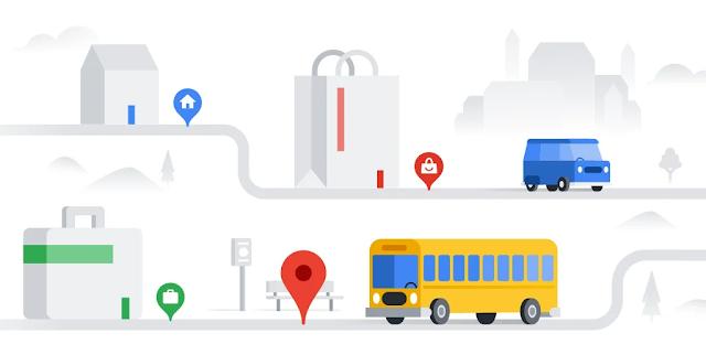 تنزيل برنامج Google Maps Go  نسخة خفيفة الوزن من تطبيق Google Map للاندرويد