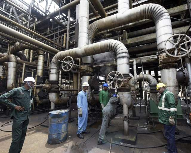 No Nigerian refinery worked up to 50% capacity in 2017 – NNPC