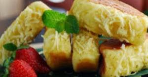 Resep Kue Pukis Manis Enak Tabur Keju - Oke Foods
