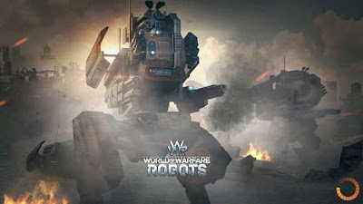 Download WWR World of Warfare Robots Mod Apk (Free VIP Account)