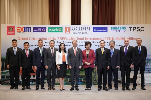 BGRIM puts B40bn industrial power projects on launch pad