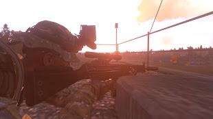 Arma3用武器MOD - Battle RifleパックのG3