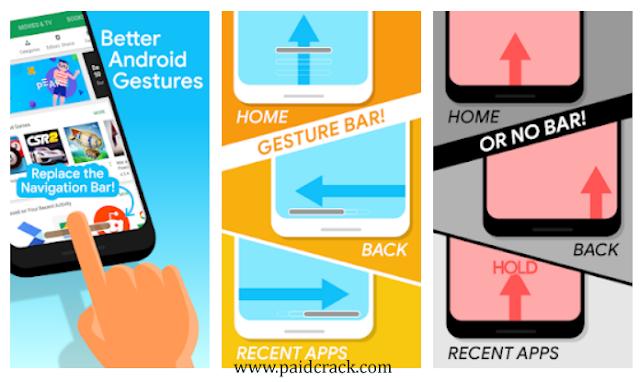 Navigation Gestures Premium APK 2019