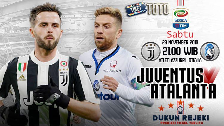 Prediksi Atlanta vs Juventus 23 November 2019