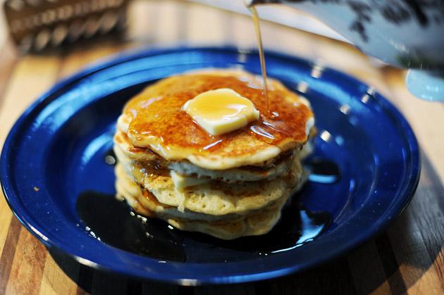 how to make swedish pancakes with pancake mix