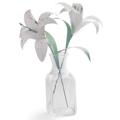 Craft: Lasting Lilies