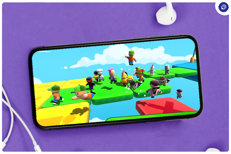 Play Fall Guys on Android!