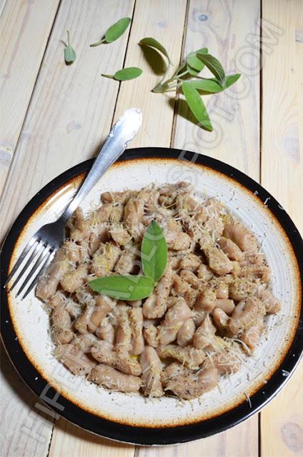 hiperica di lady boheme blog di cucina, ricette gustose, facili e veloci. Gnocchi cacio e pepe ricetta veloce