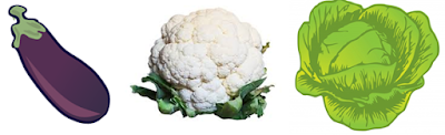 Three suspected vegetables as poisonous