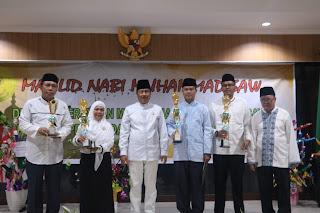 Peringatan Maulid Nabi Muhammad Shallallâhu 'Alaihi Wa sallam Tahun 1441H  di Pengadilan Tinggi Agama Palembang