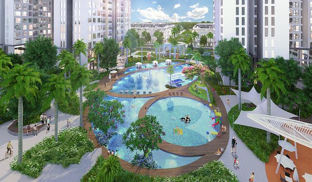 Cảnh quan dự án FLC Hà Khánh