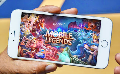 apakah iphone 6 bisa main mobile legend