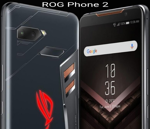 ASUS ROG Phone 2 Launched In India, Price And Full Specification