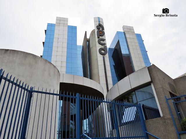 Vista ampla do Edifício Sede da Associação Paulista de Cirurgiões-Dentistas - Santana - São Paulo