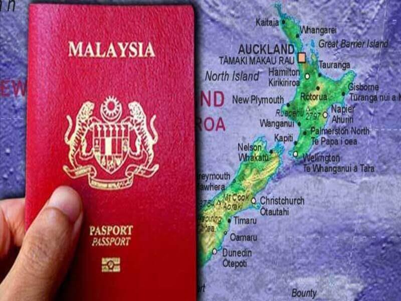 Visa kerja NZ