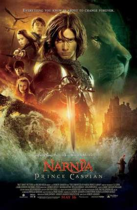 The Chronicles Of Narnia Prince Caspian 2008 Dual Audio Hindi BluRay 480p