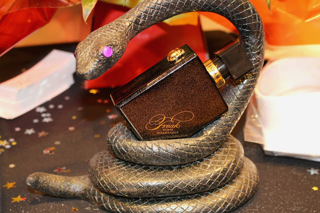 Met Quarter Christmas blogger event illamasqua perfume