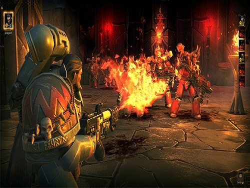 Warhammer 40000 Space Wolf Game Free Download