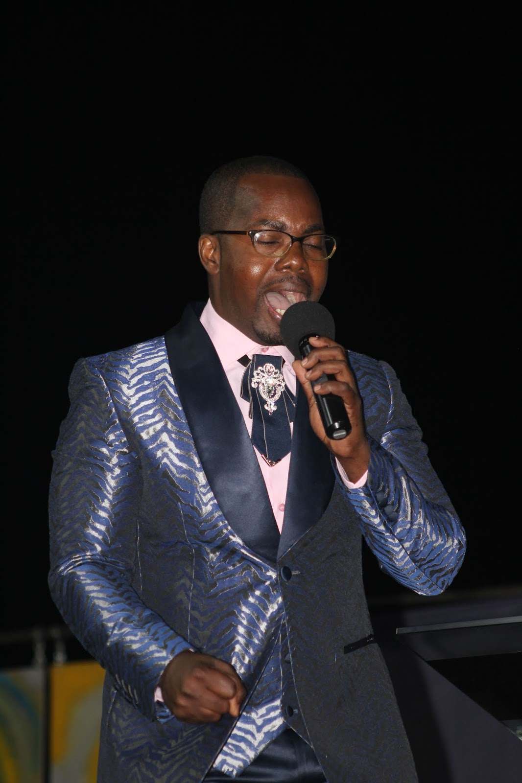 Shiloh Masenyama | The Ambassador Extraordinaire for Glory Ministries