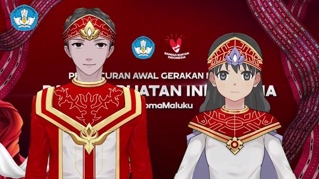 Kemendikbudristek Luncurkan Gerakan Nasional (Gernas) Bangga Buatan Indonesia dengan Aroma Maluku .lelemuku.com.jpg