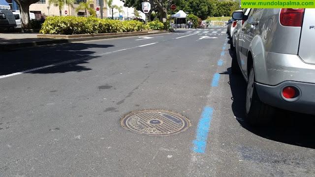 El Ayuntamiento de Los Llanos adjudica la gestión de la zona azul