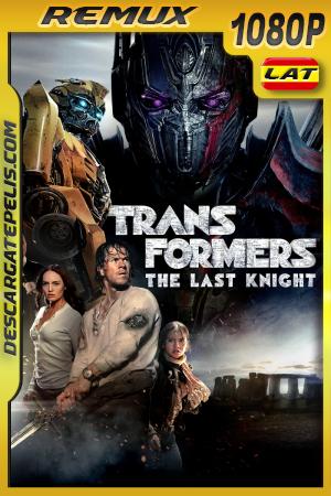 Transformers: El Ultimo Caballero (2017) 1080P BDREMUX Latino – Ingles