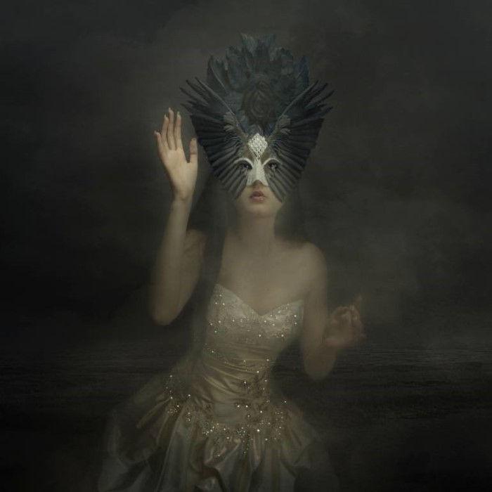 Фотограф и художник из Италии. Ellen M McDermott