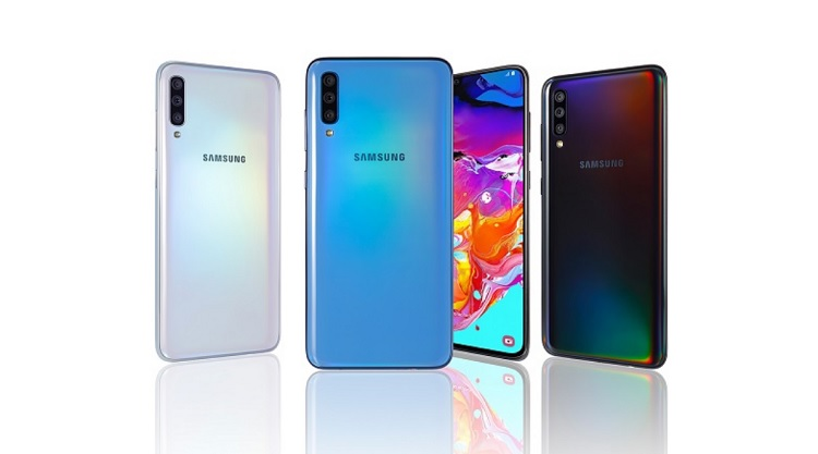 Samsung Galaxy A70 Local Pricing Revealed