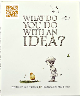 What do you do with an idea? Video Book review
