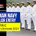 Indian Navy MR Recruitment 2021 Out: Last Day to Apply for 350 Posts