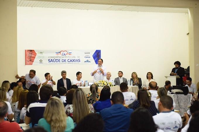 IX Conferência Municipal de Saúde de Caxias debate temas relevantes e elege novos conselheiros municipais