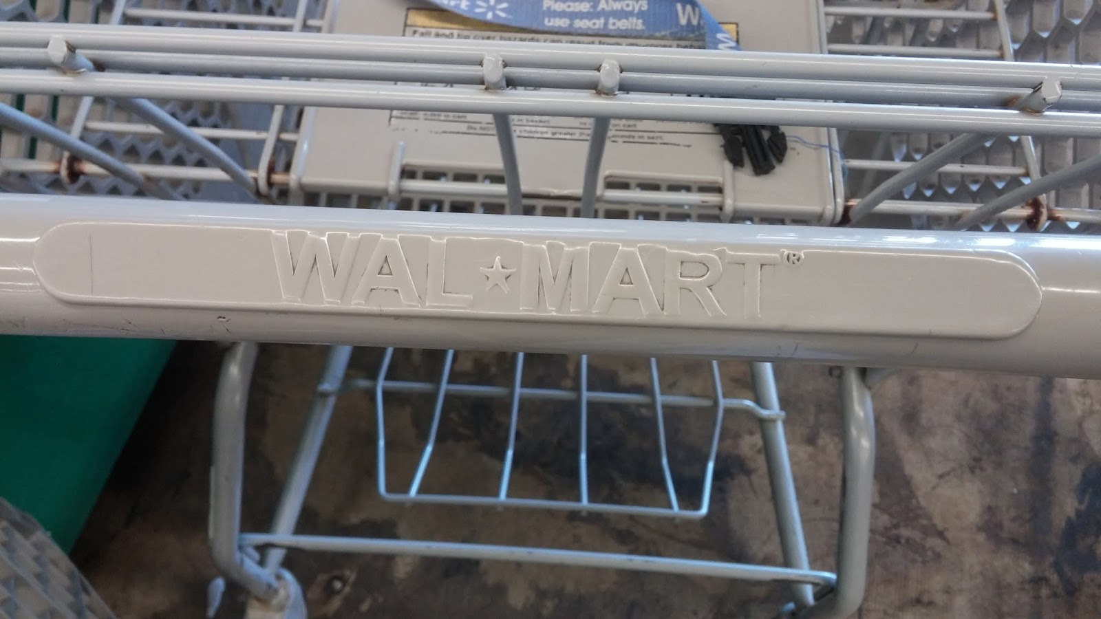 The Mid South Retail Blog Wal Mart Artifacts Hiding In Plain Sight