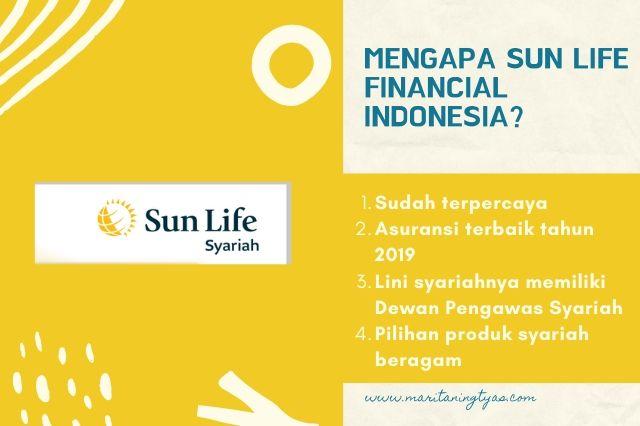 mengapa sun life financial Indonesia