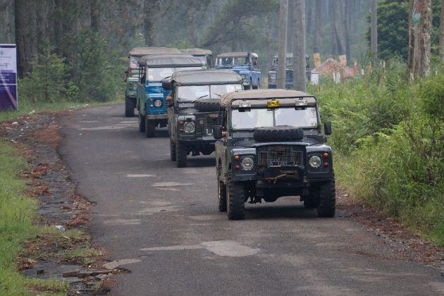 Paket Outbound Off Road Land Rover Cikole Lembang Bandung