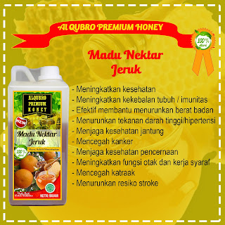 Jual Madu Al Qubro Premium Jeruk| Pusat Madu Al Qubro