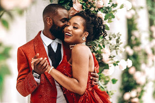 Khafi and Gedoni Married