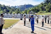 Penyerahan Jabatan, 3 Pejabat Utama Polda Sulbar Dilakukan Sesuai Standar Protokol Kesehatan