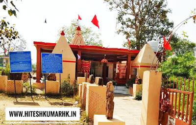 महिषासुर मर्दिनी के रूप में विराजमान हैं मां मावली,तरपोंगा (जिला- बलौदा बाजार- भाठापारा) (छ.ग)
