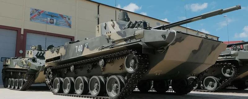 Російські ВДВ отримали десятий батальйон БМД-4М