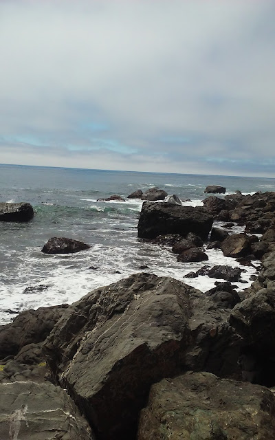 California Beach Hiking