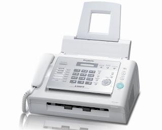 cach su dung may fax panasonic kx-fl422