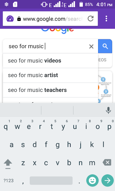 google auto suggest, keyword research for dummies