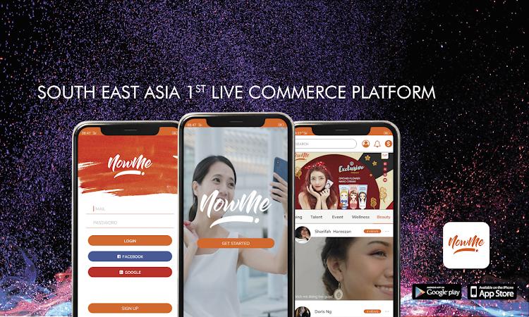 5 Alasan NowMe jadi Live Commerce Pertama dan Terbaik di Asia Tenggara