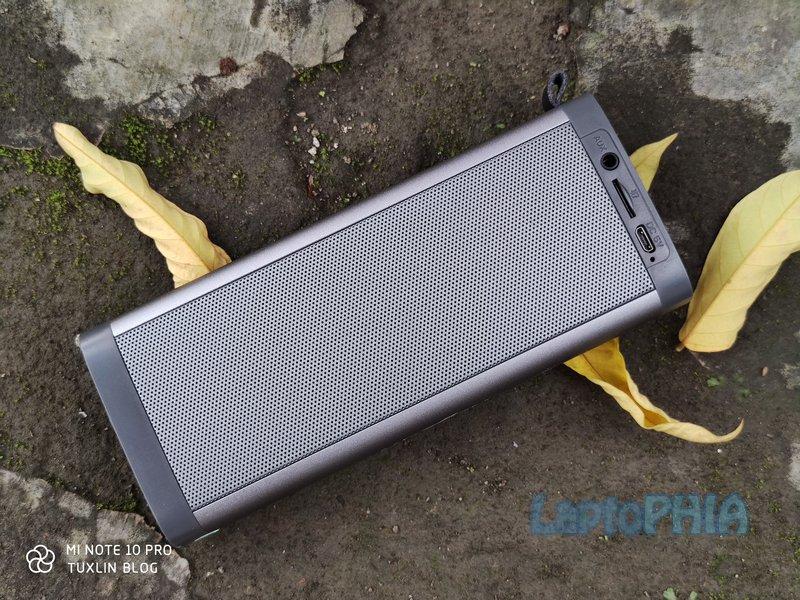 Naxen X20 Metal Frame, Speaker Bluetooth Murah Bersuara Biasa Saja