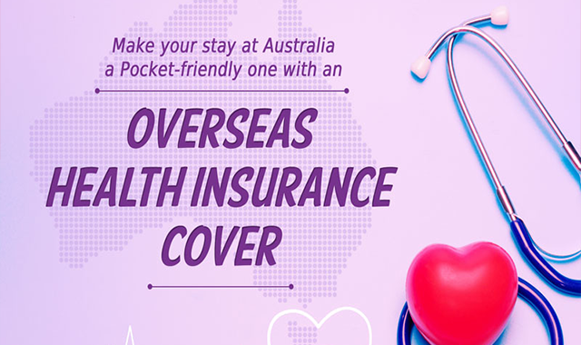 Make your stay at Australia a Pocket-friendly one with an Overseas Health Insurance Cover #infographic