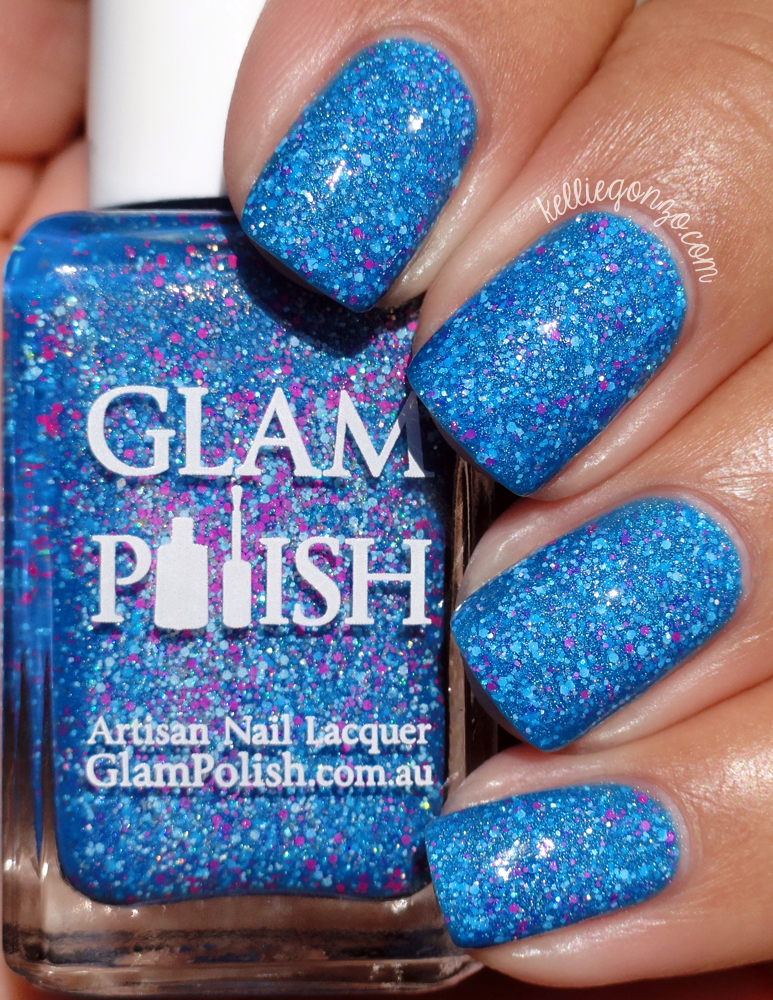 Glam Polish Stitch To The Rescue